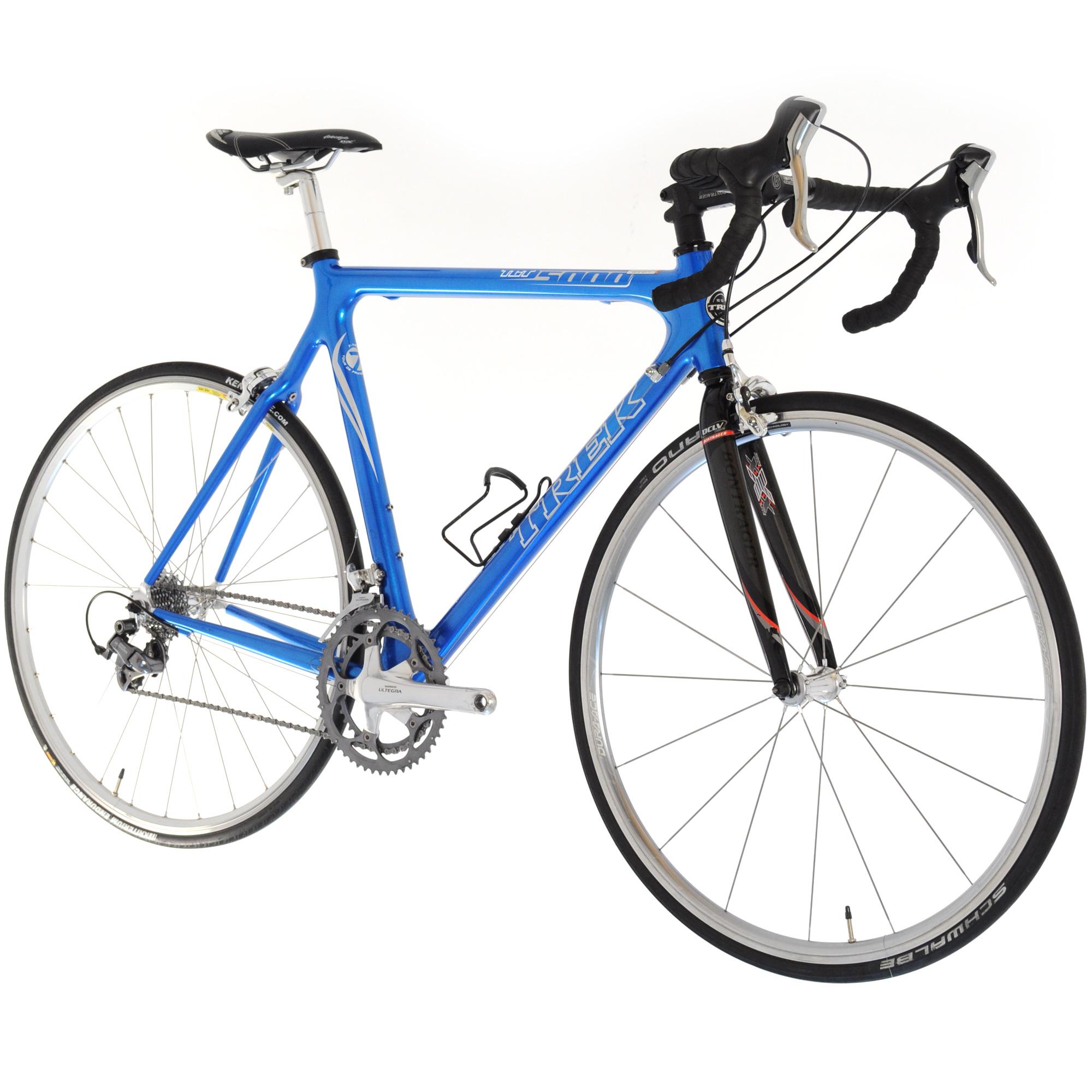 2007 Trek 5000 Tct Carbon 10 Speed Road Bike Shimano