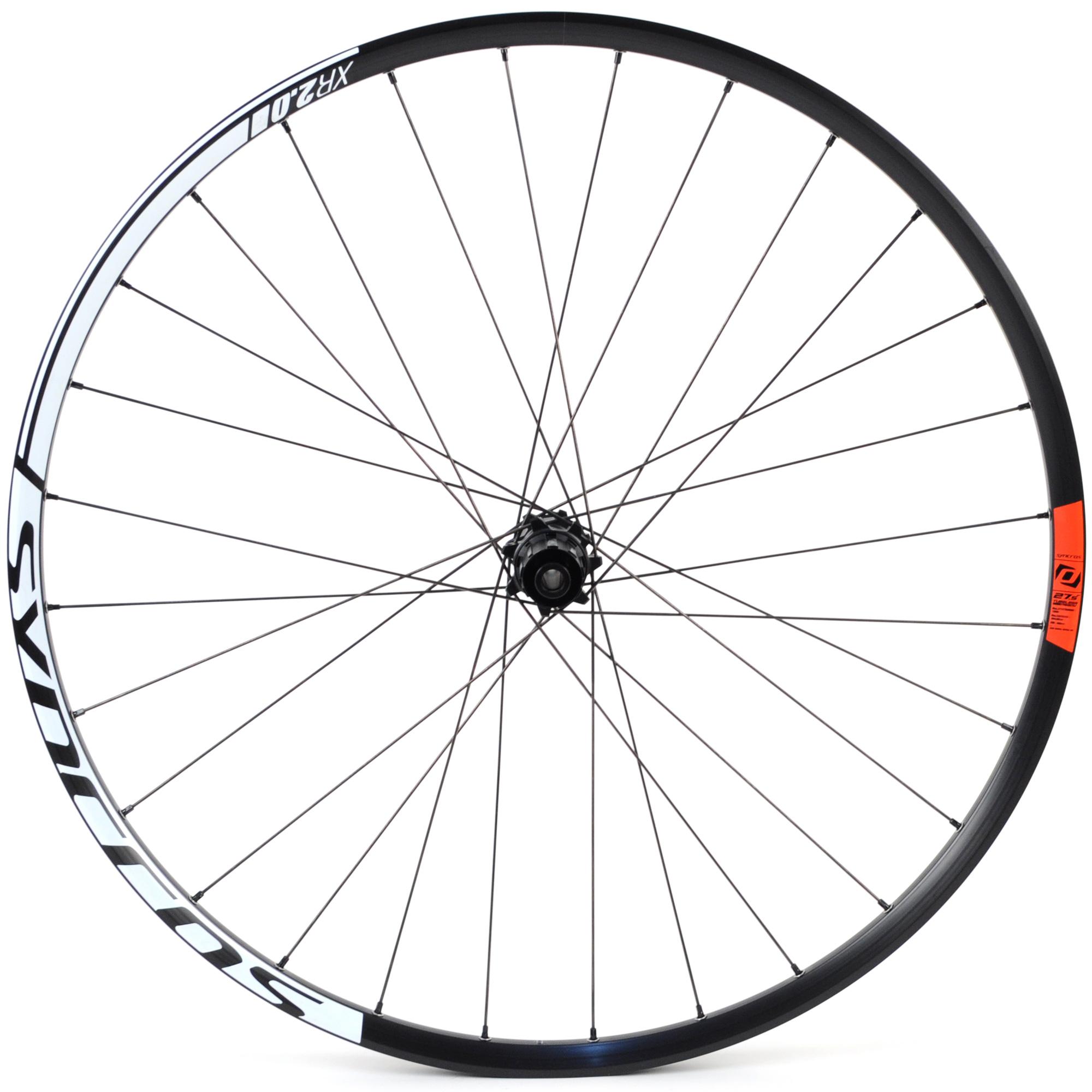 "DT Swiss Syncros XR2.0 27.5"" Mountain Bike TLR Wheelset"