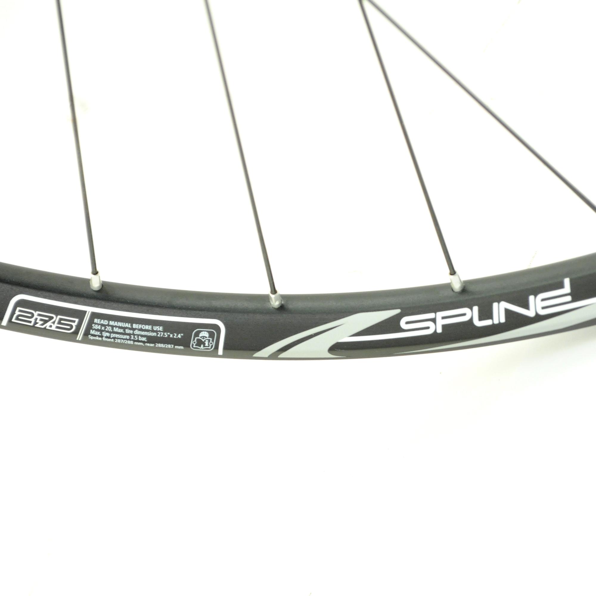 """DT Swiss 27.5/"""" Front Wheel XR1501 Spline 110x20mm Axle 28h 6 bolt 896101"""