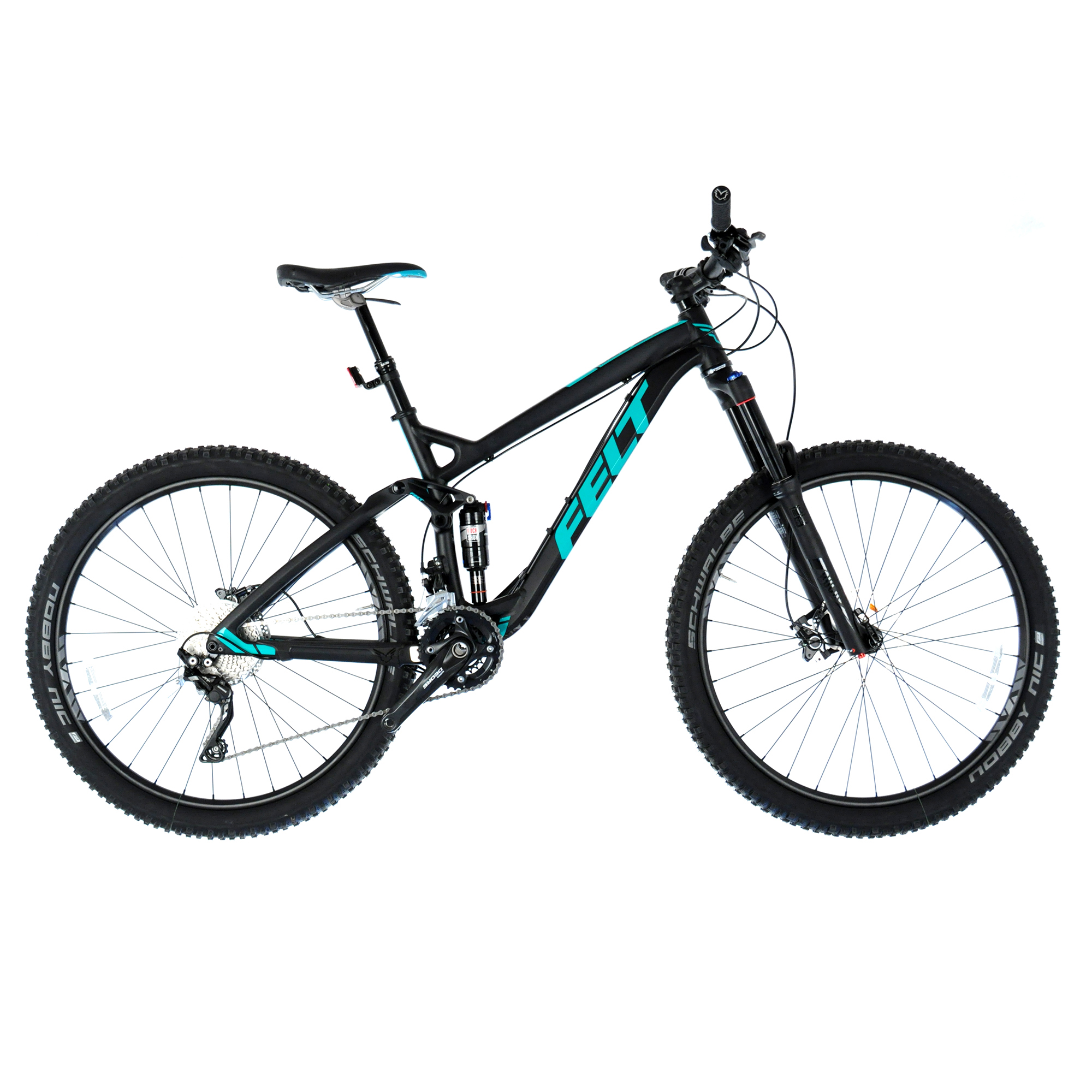 78d65269dc4 Felt Decree 30 Trail 27.5 Full Suspension MTB Mountain Bike   20