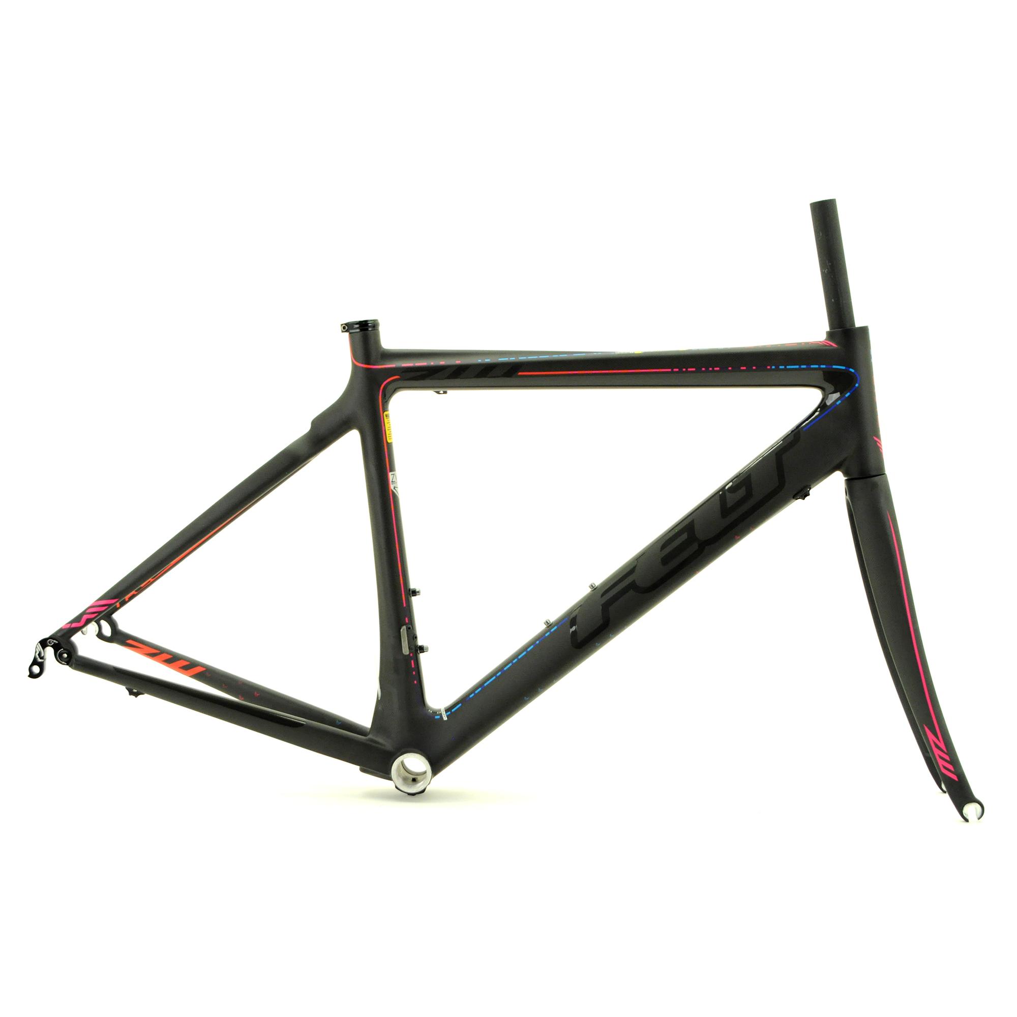 2012 Felt Zw1 Womens Carbon Road Bike 700c Frame Fork