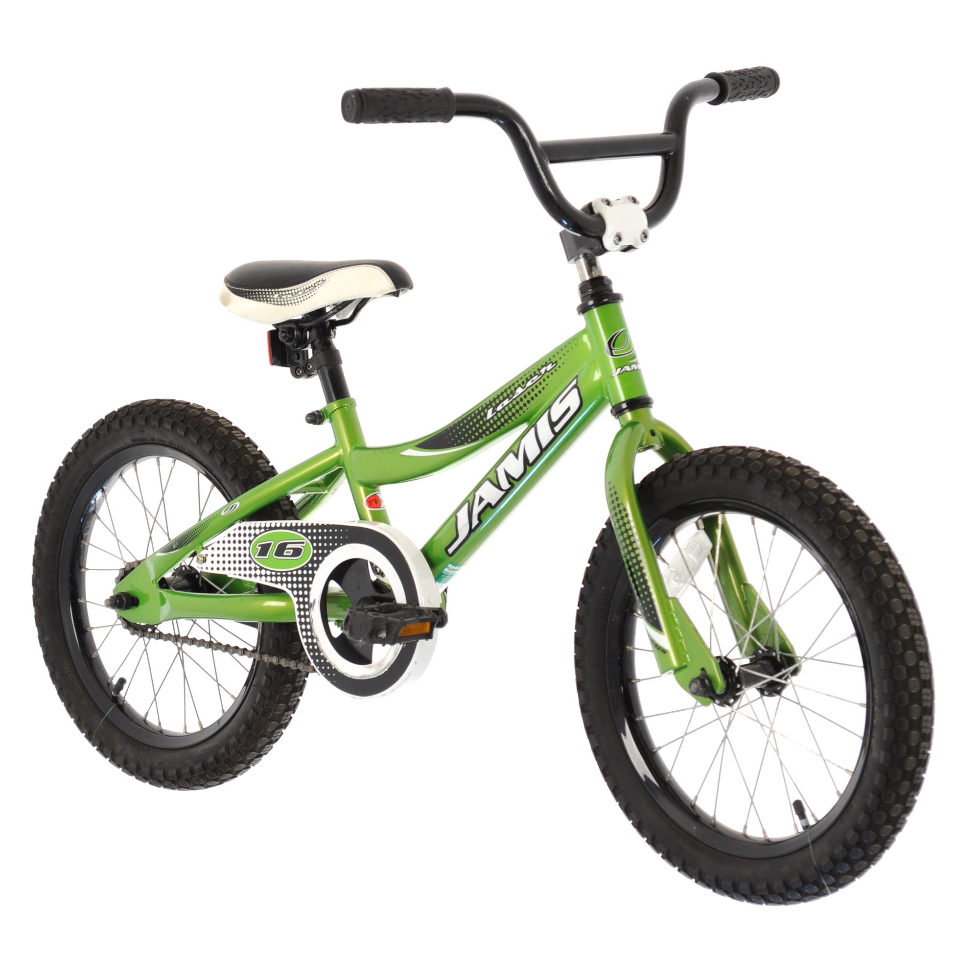 2015 Jamis Laser 16 Boys Kids Bike Green Ebay
