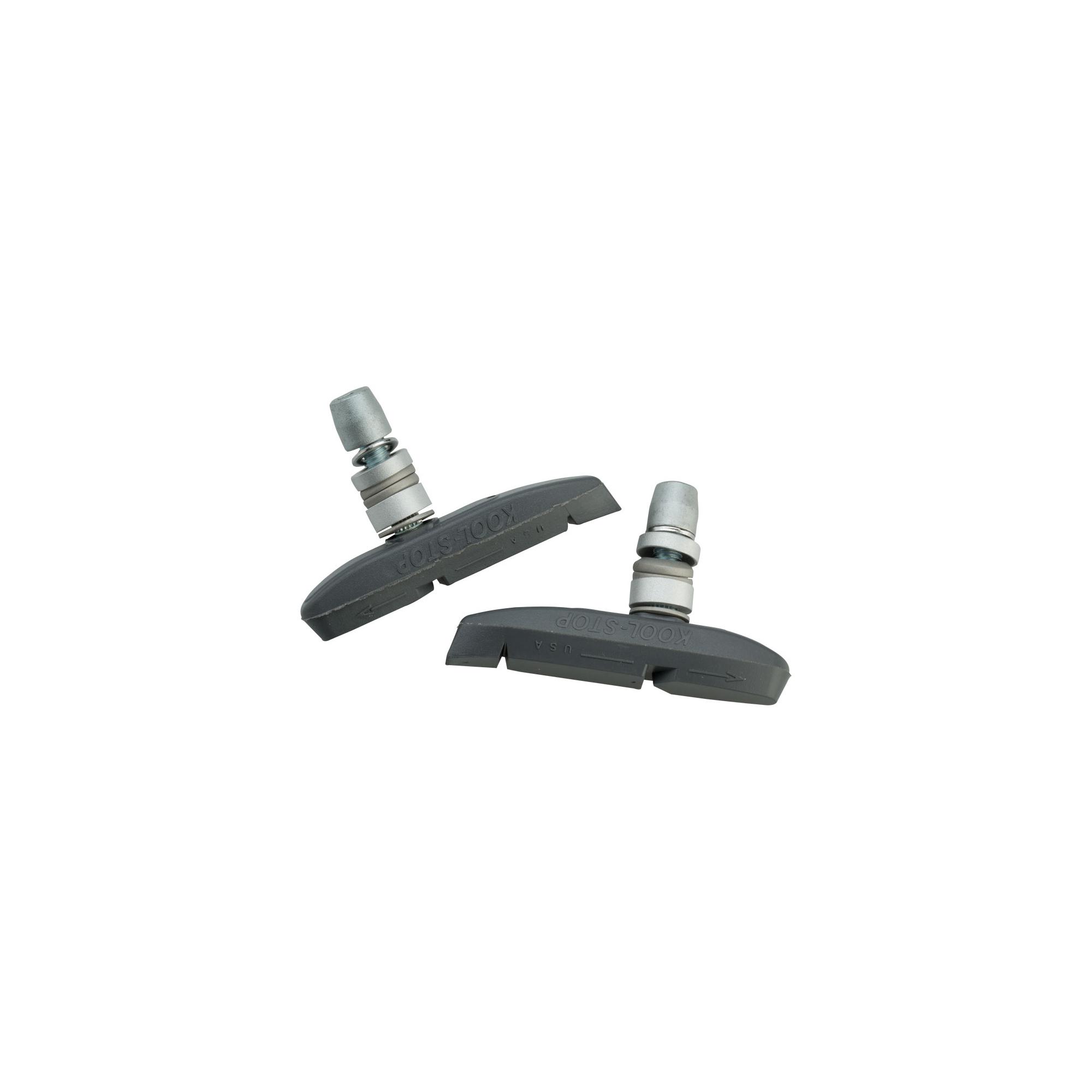 Kool-Stop Thinline Brake Pad Hardware Kit For 1 Pair of Pads