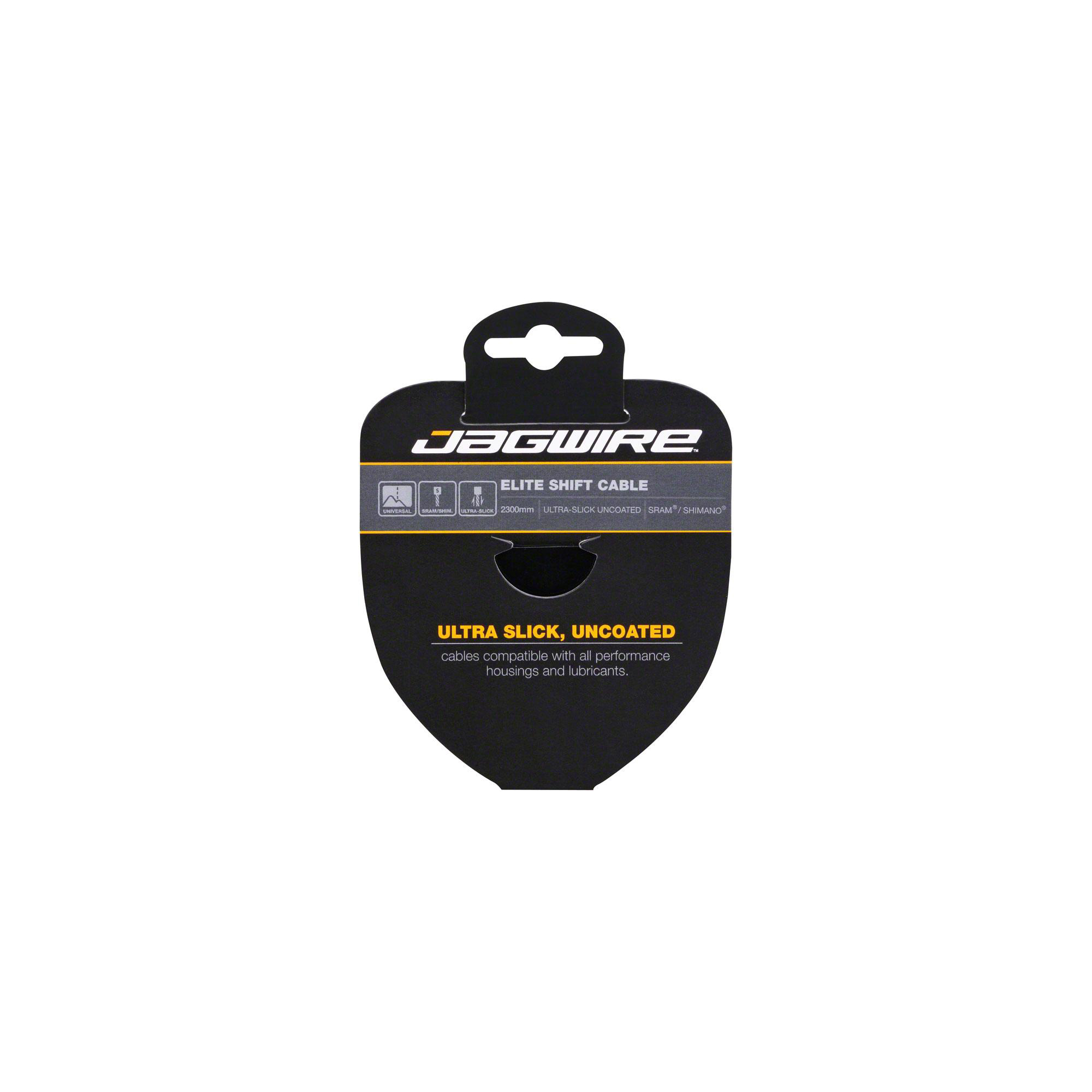 Jagwire Sport Derailleur Cable Slick Stainless 1.1x2300mm SRAM//Shimano