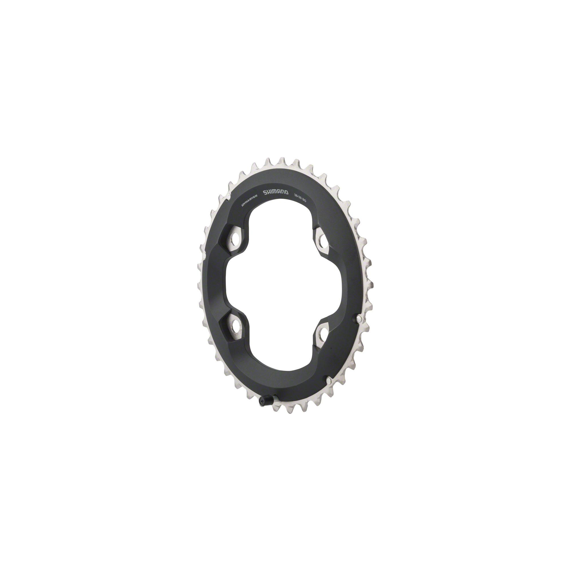 Shimano SLX M7000-10 40t 96mm 10-Speed Outer Chainring for 22-30-40t Set