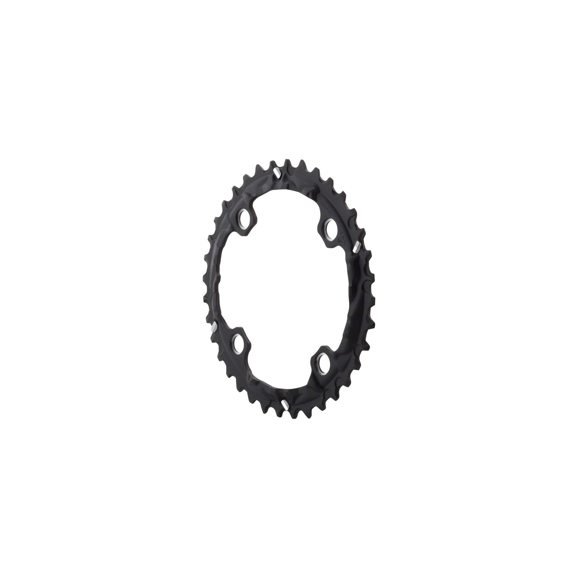 Details about Shimano Deore LX T671, XT T781 36t 104mm 10-Speed Middle  Chainring