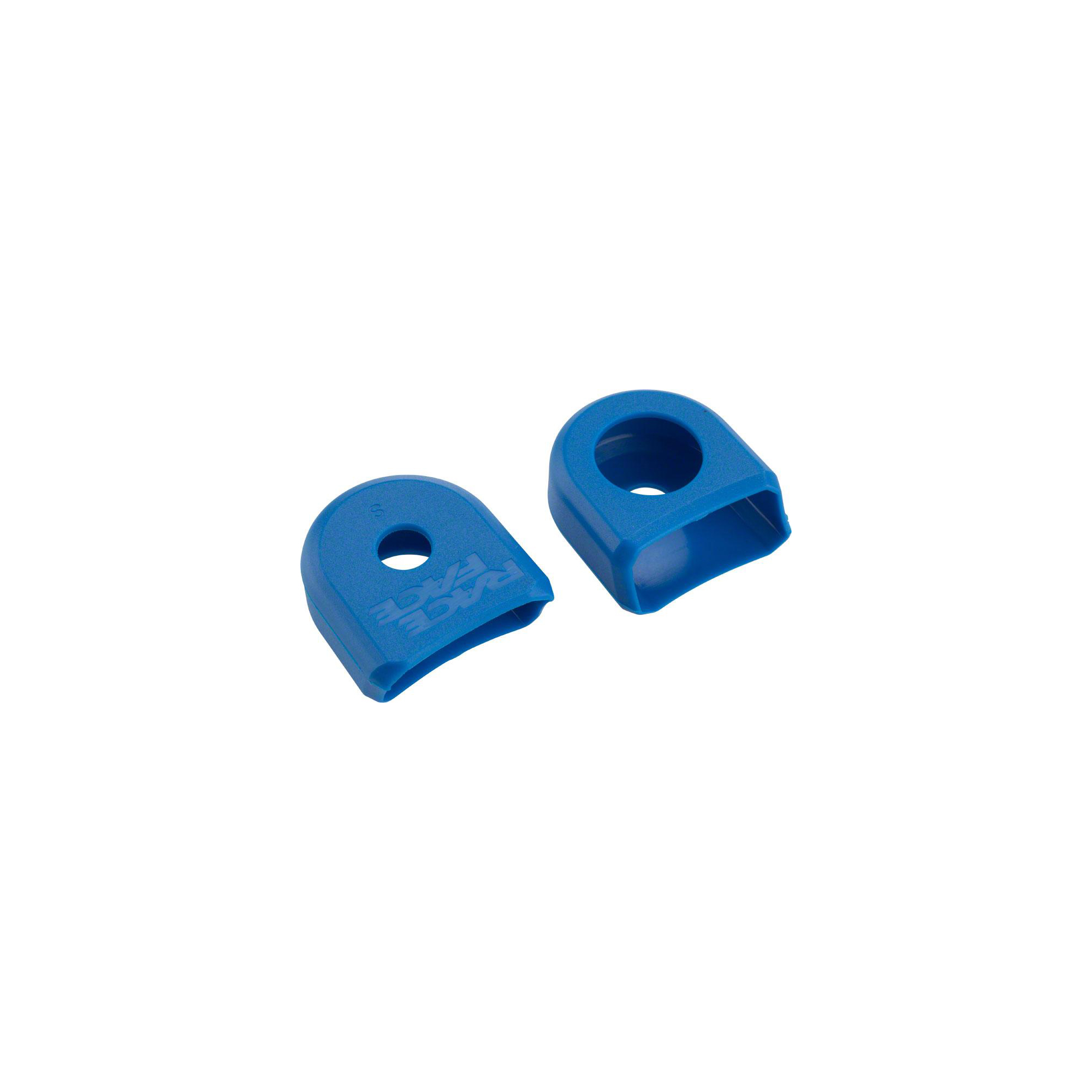 New Race Face Small Crank Boots 2-Pack Turquoise