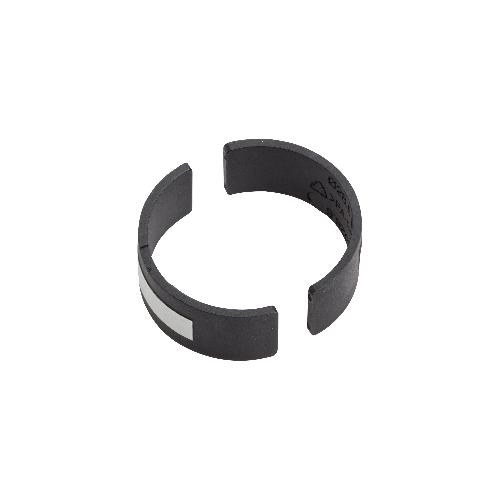 Bike Front Derailleur Clamp Adapter Shim 34.9mm To 31.8mm Reducing Sleeve Parts