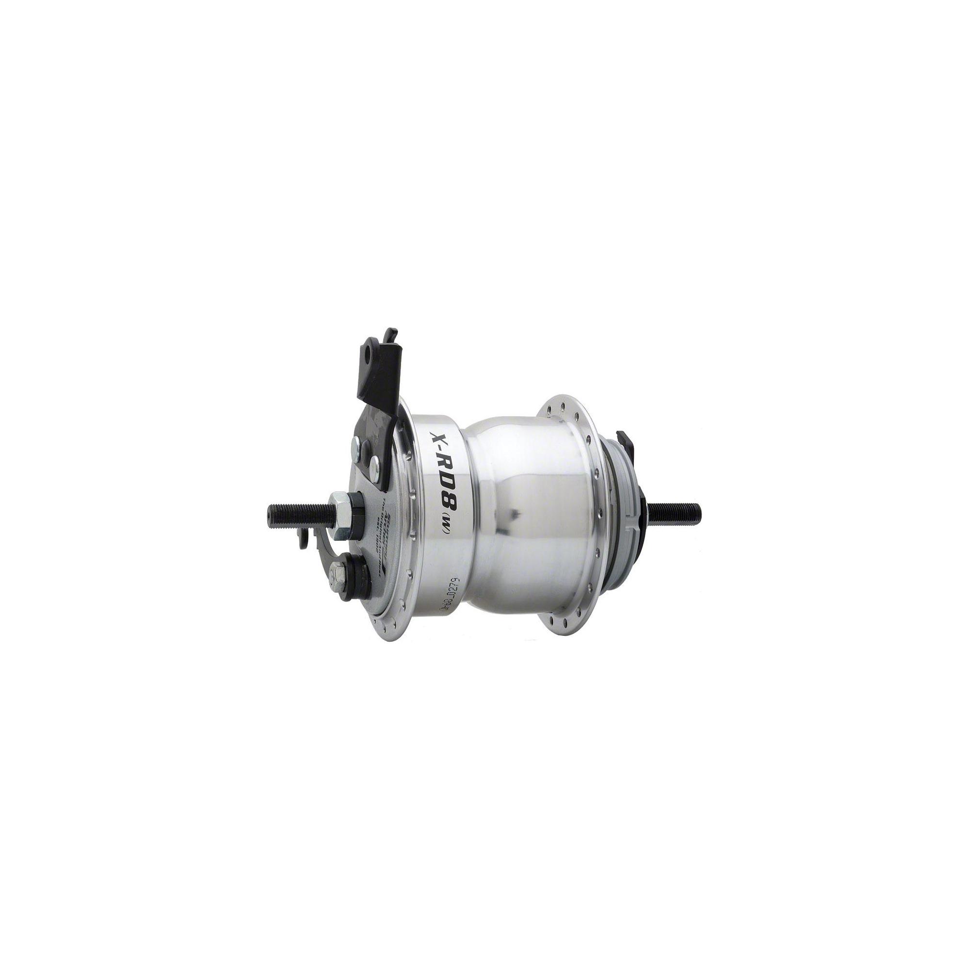 Sturmey Archer S80 XRD8 8-Speed Drum Brake Hub
