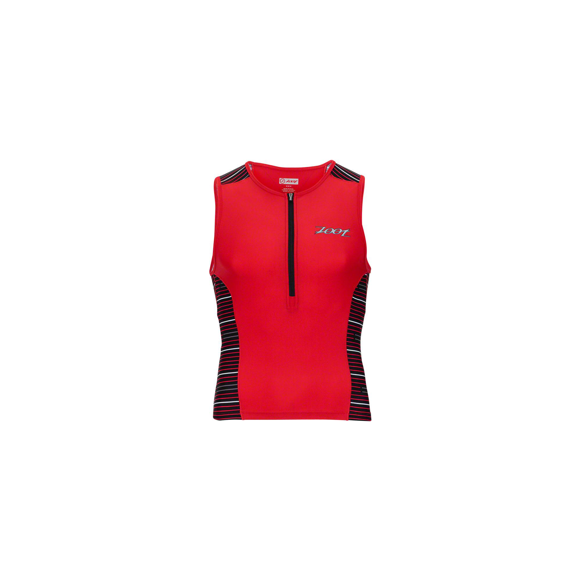 ebd6dbc03 Details about Zoot Performance Tri Men's Tank: Red Jetty SM