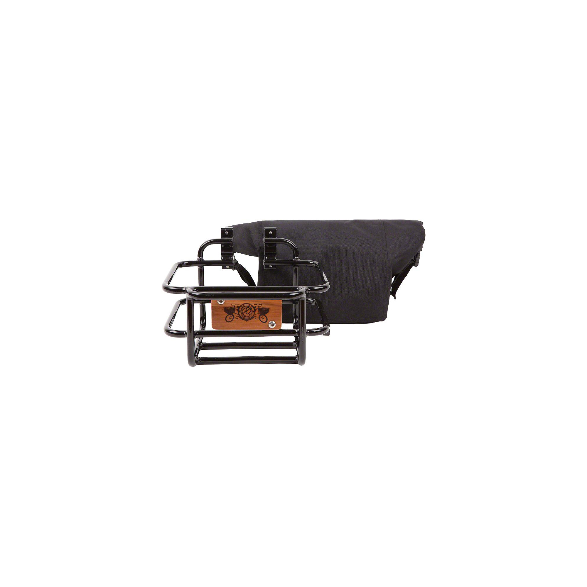 PDW Takout Basket with Roll-Top Bag