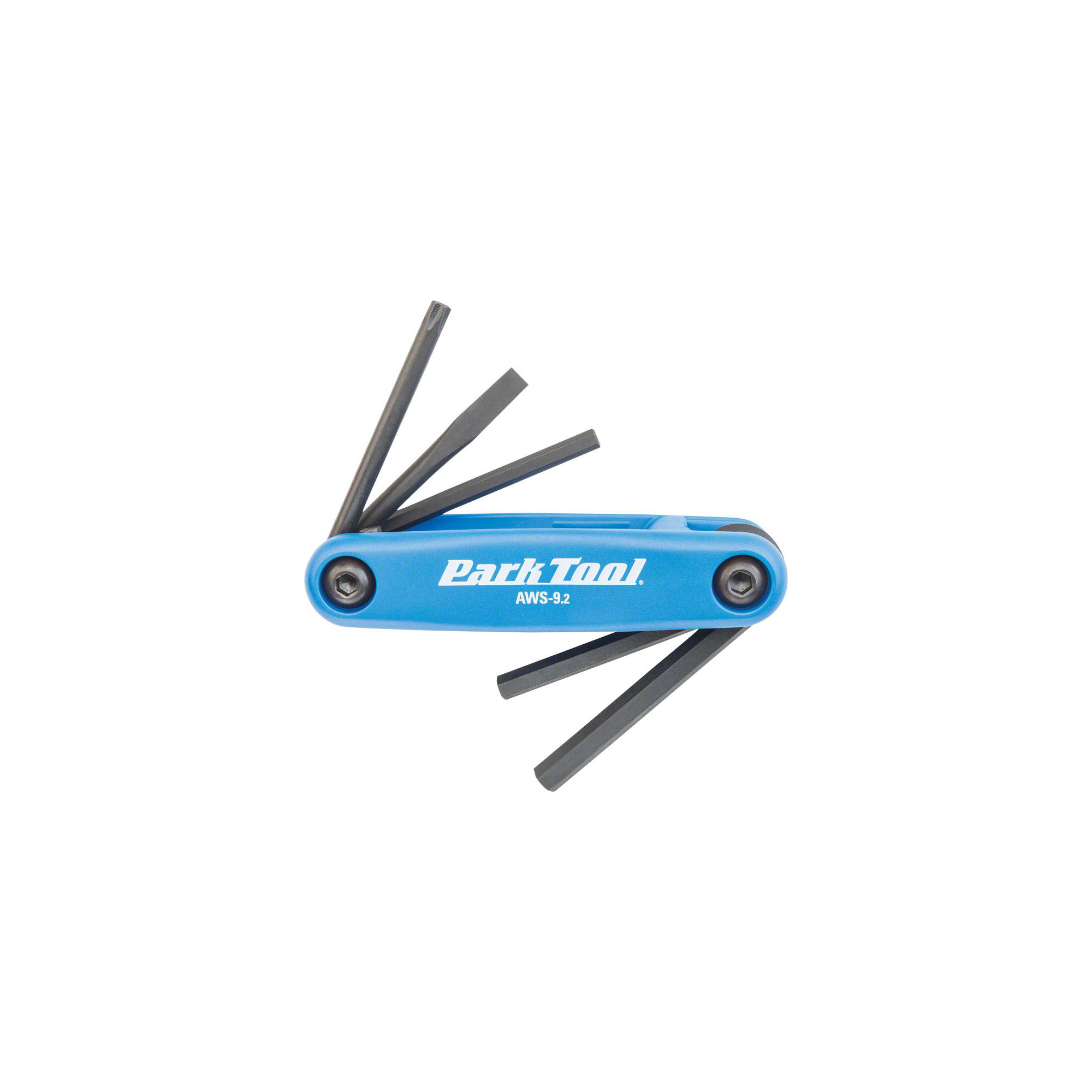 Park Tool AWS-9.2 Metric Folding Hex Wrench Set MTB Road Bike Multi-Tool