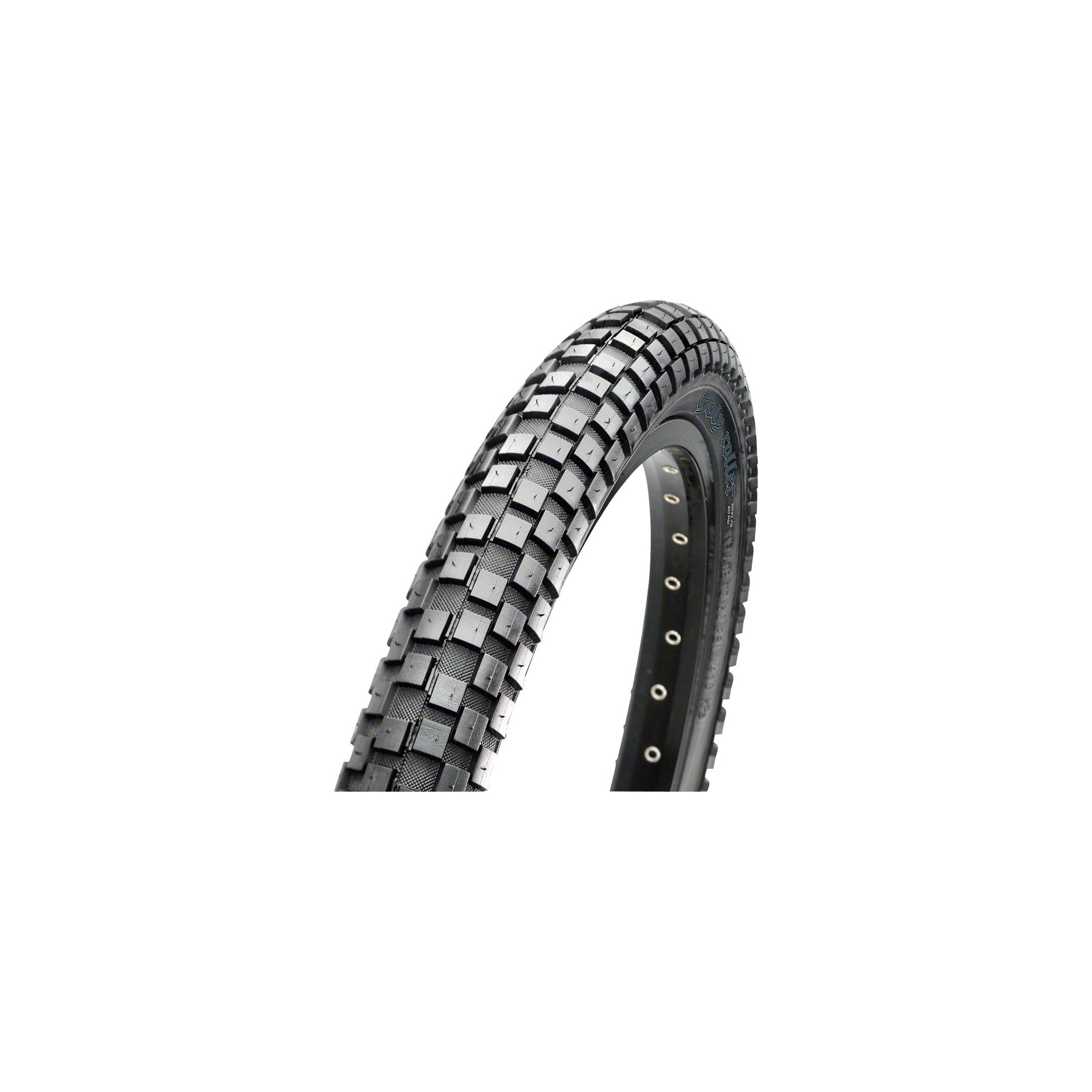 Steel Maxxis Holy Roller 26 x 2.40 Tire Single Compound 60tpi