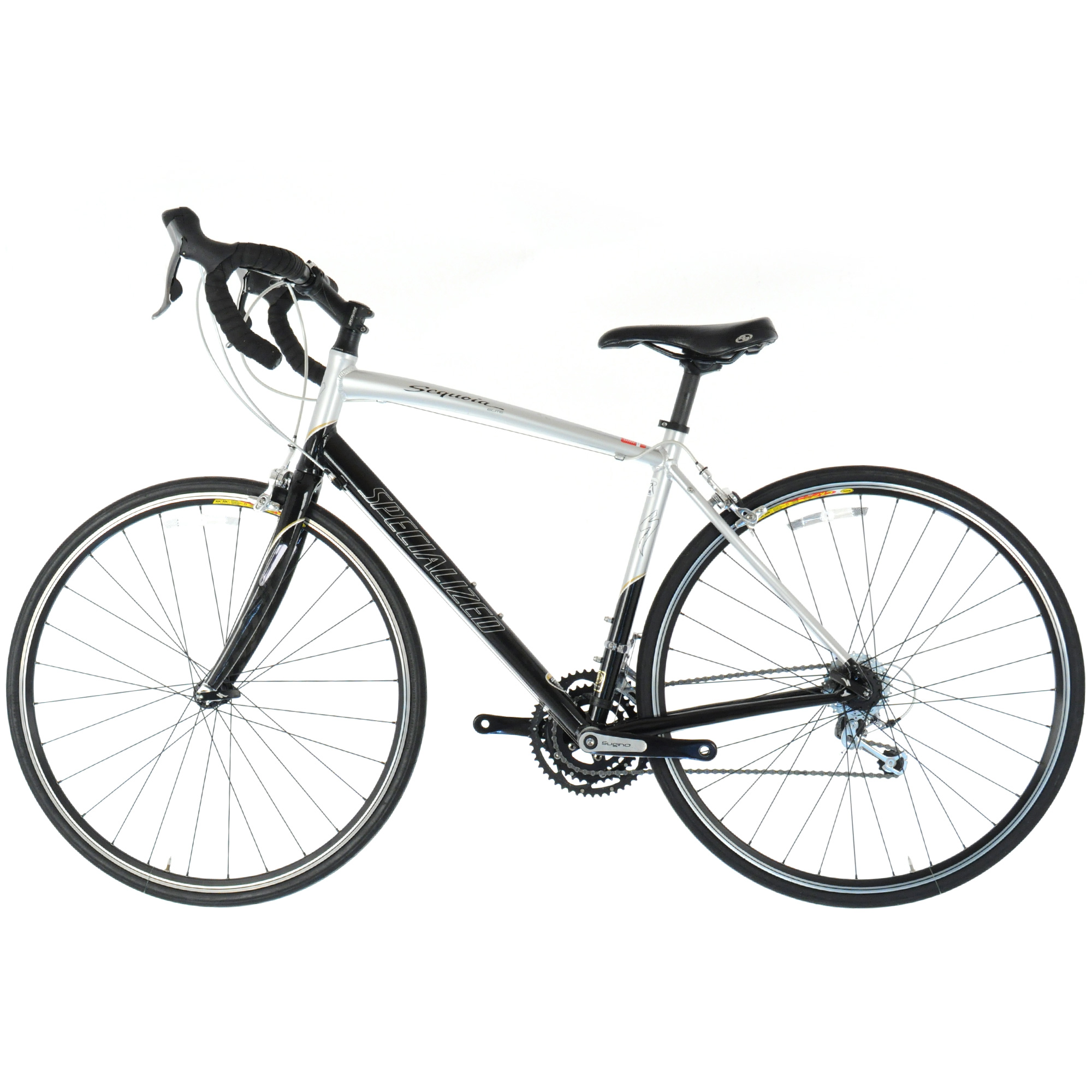 63bafdd1e38 2009 SPECIALIZED SEQUOIA ELITE Aluminum Road Bike Shimano 105 10-Speed //  50cm