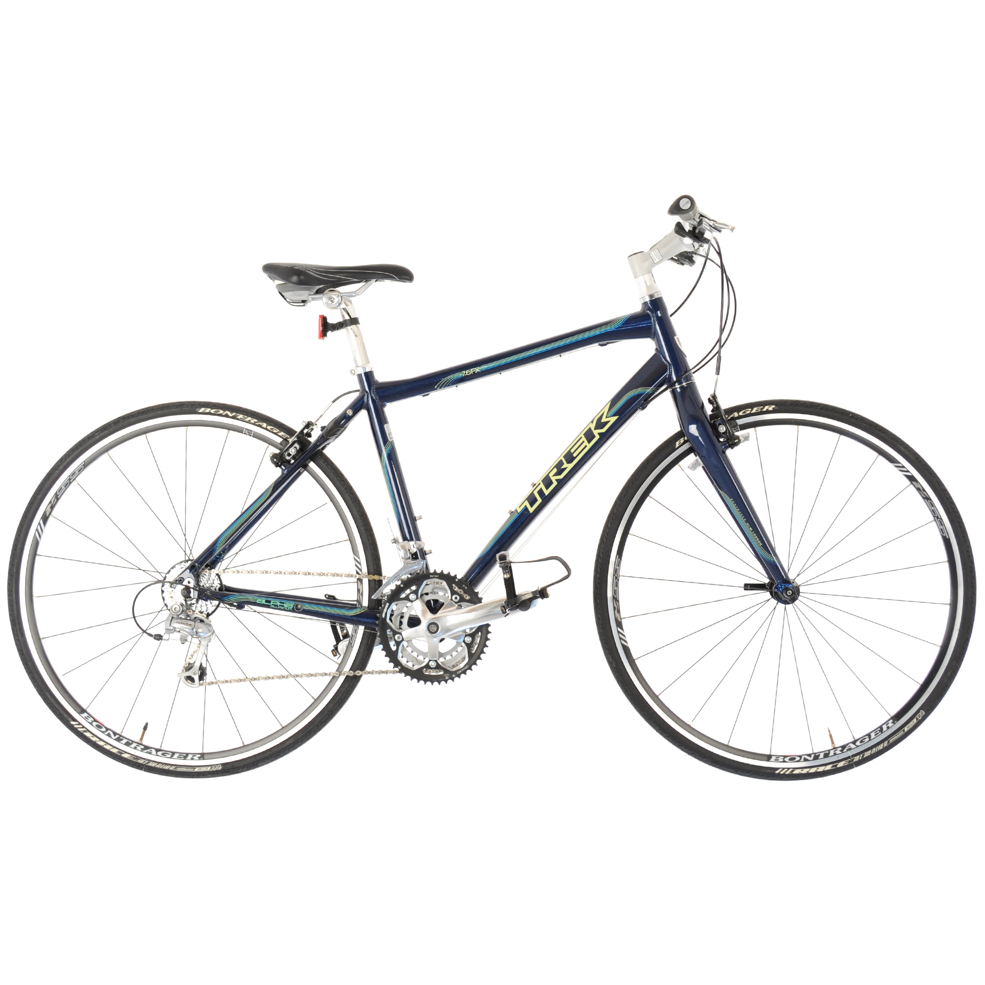 2010 Trek 7.6 FX WSD Women\'s Hybrid Bike // 19\