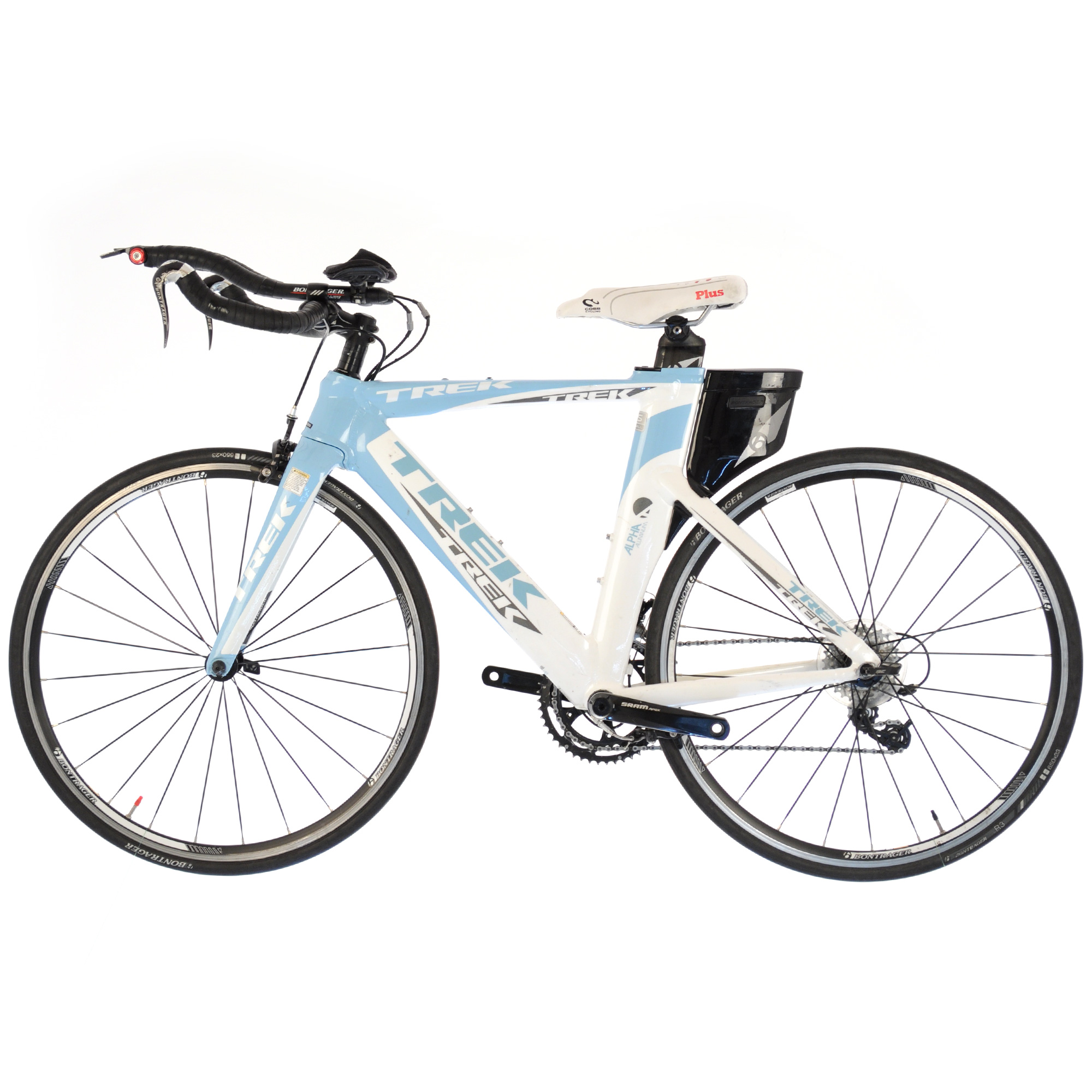 2012 Trek Speed Concept 2.5 WSD Women's Tri TT Bike // X ...