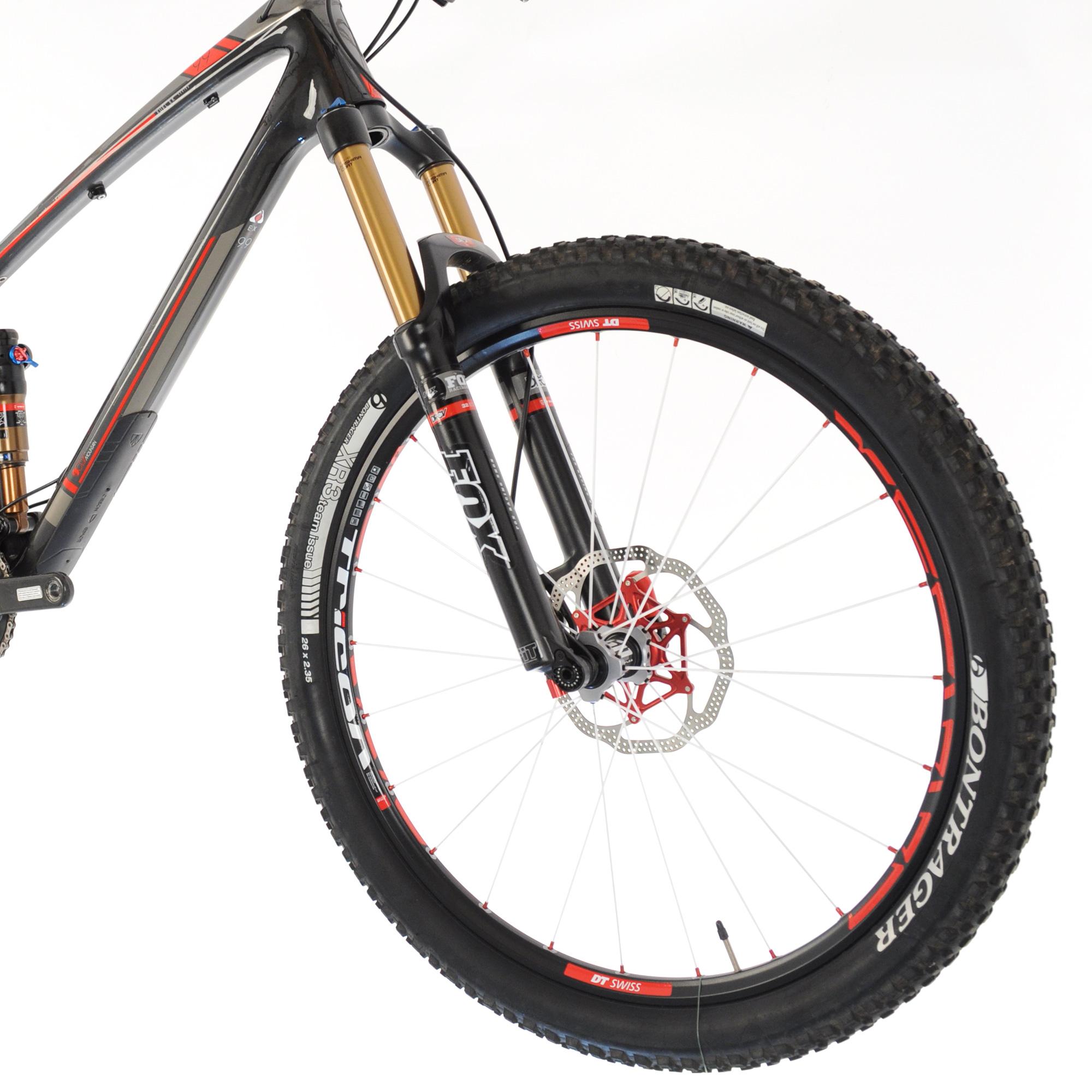 2013 Trek Fuel EX 9.9 Carbon Full Suspension Mountain Bike // 19.5